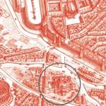F. Corni, disegno ricostruttivo della città nel IV-V sec. Immagini di Mediolanum, p.202-203.