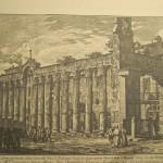 Le colonne nel 1791
