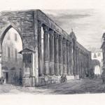 Le colonne nel 1840
