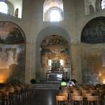 Interno della Cappella di Sant'Aquilino